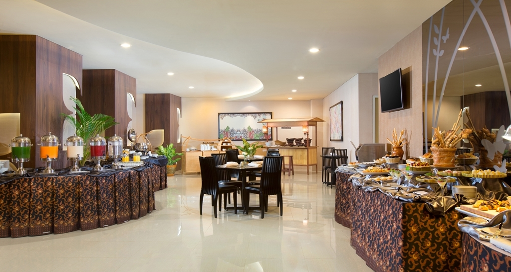 Best Western Papilio Hotel - The Mariposa Restaurant