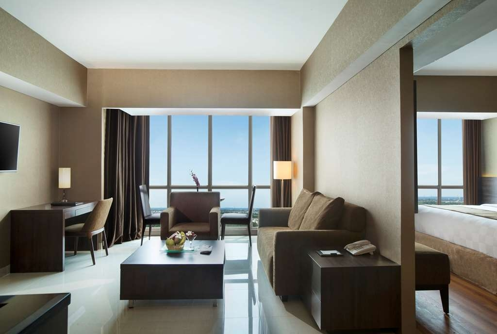 Best Western Papilio Hotel - Suite Living Room
