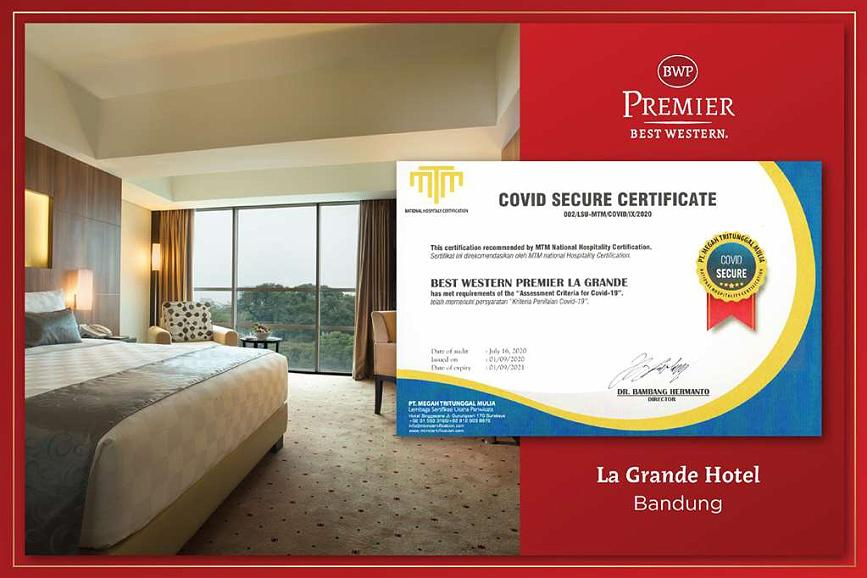 Best Western Premier La Grande Hotel - Vue extérieure