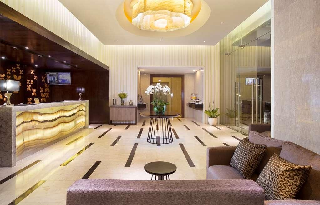 Best Western Premier La Grande Hotel - Vue du lobby