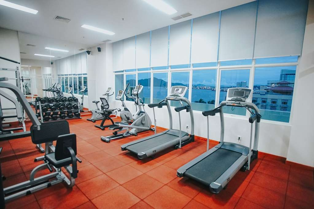 Best Western The Lagoon Hotel - Fitness Center