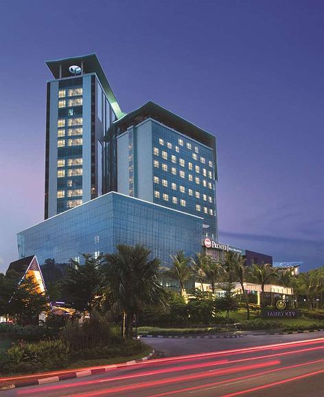 Best Western Premier Panbil - Facciata dell'albergo