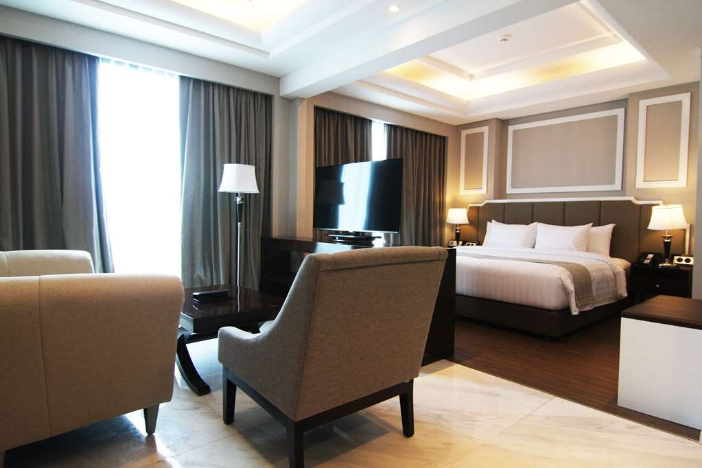 Best Western Premier Panbil - junior suite