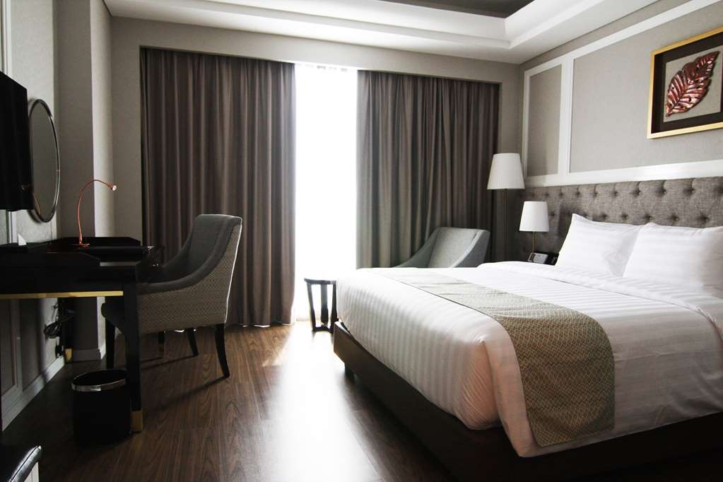 Best Western Premier Panbil - Deluxe Double Bed