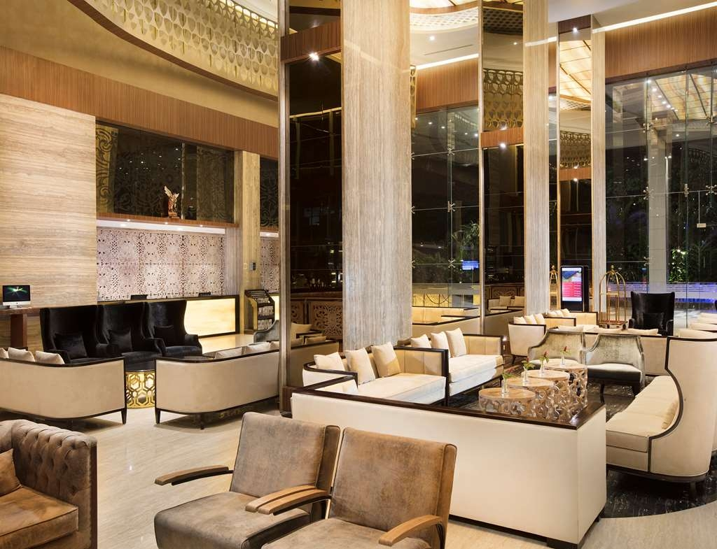 Best Western Premier Panbil - Vue du lobby