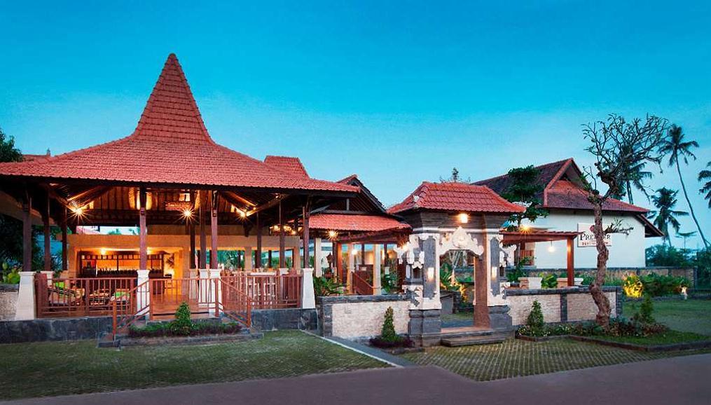 Best Western Premier Agung Resort Ubud - Aussenansicht