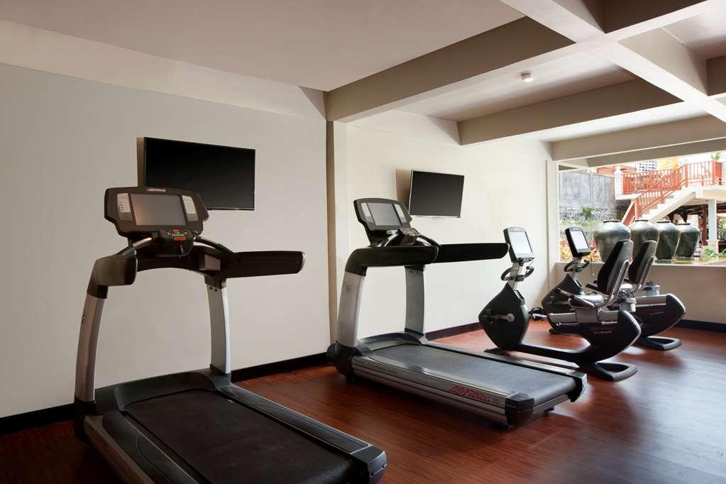 Best Western Premier Agung Resort Ubud - Fitnessstudio