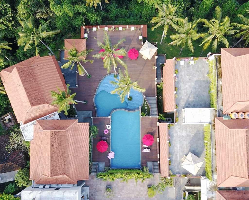 Best Western Premier Agung Resort Ubud - Poolansicht