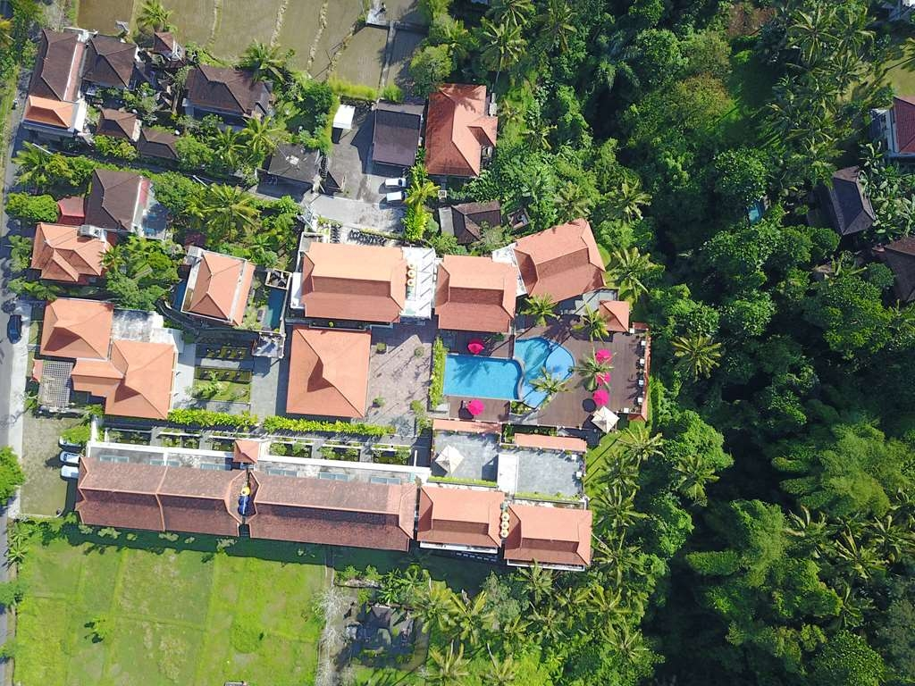 Best Western Premier Agung Resort Ubud - proprietà amenità