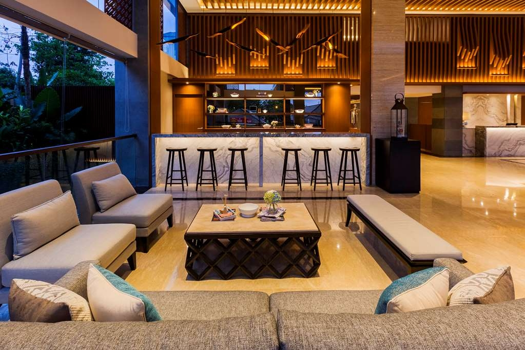 Best Western Kamala Jimbaran - Bar/Lounge