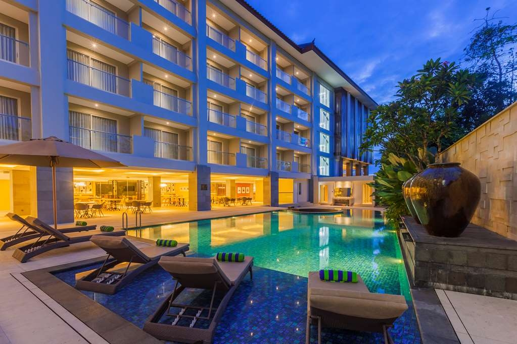 Best Western Kamala Jimbaran - Pool view