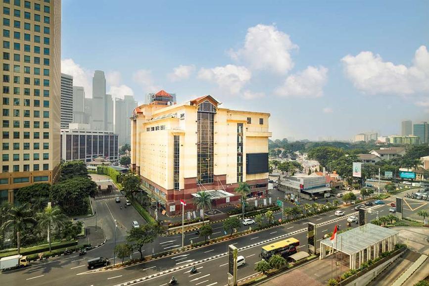 Best Western Senayan - Vista exterior
