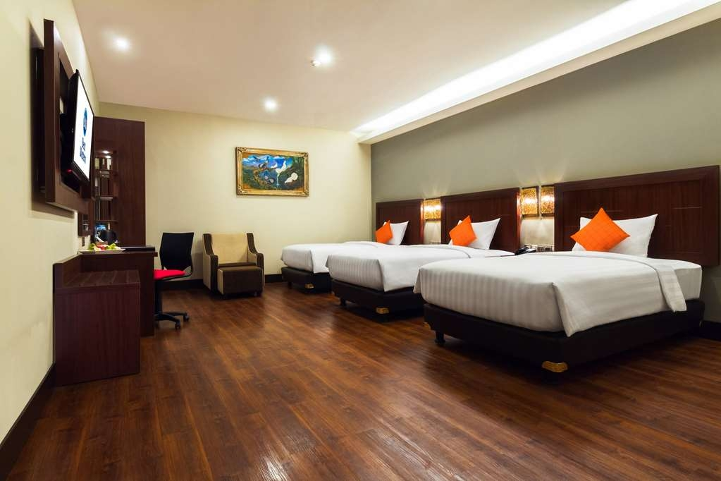 Best Western Senayan - Guest Room Family T IMG