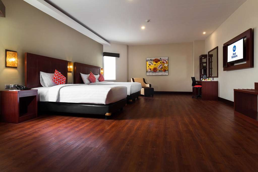 Best Western Senayan - Guest Room Family Double T IMG