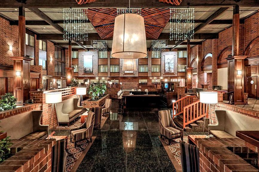 Best Western Premier The Central Hotel & Conference Center - Vue du lobby