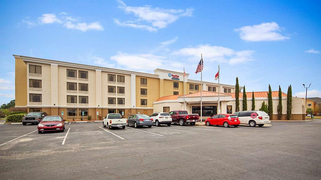 SureStay Plus Hotel by Best Western Jacksonville - Vue extérieure