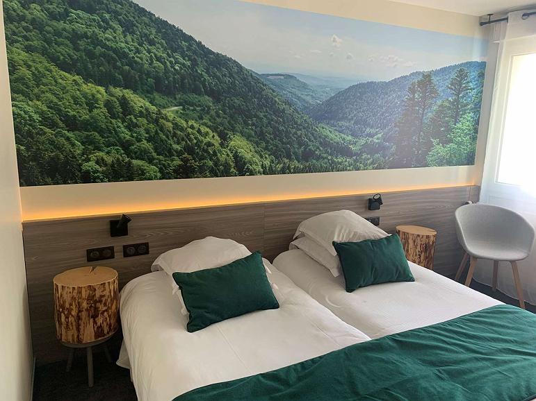 Hotel Best Western Plus La Fayette Hotel et SPA, Epinal