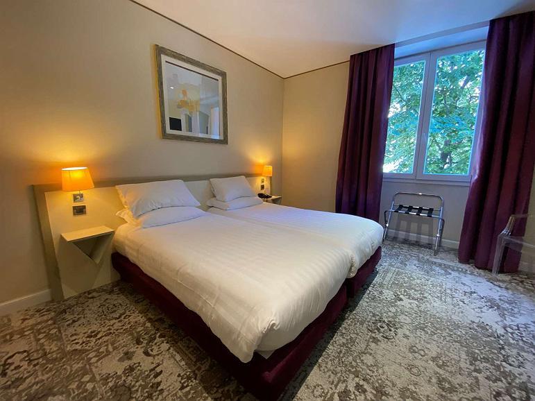 Best Western Alba Hotel - Chambres / Logements