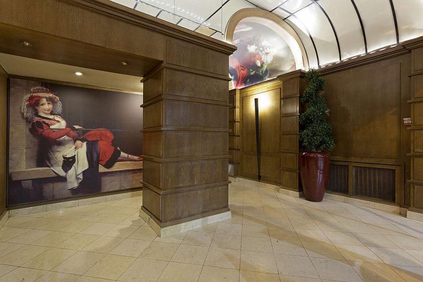 Best Western Hotel Ronceray Opera - Vue du lobby