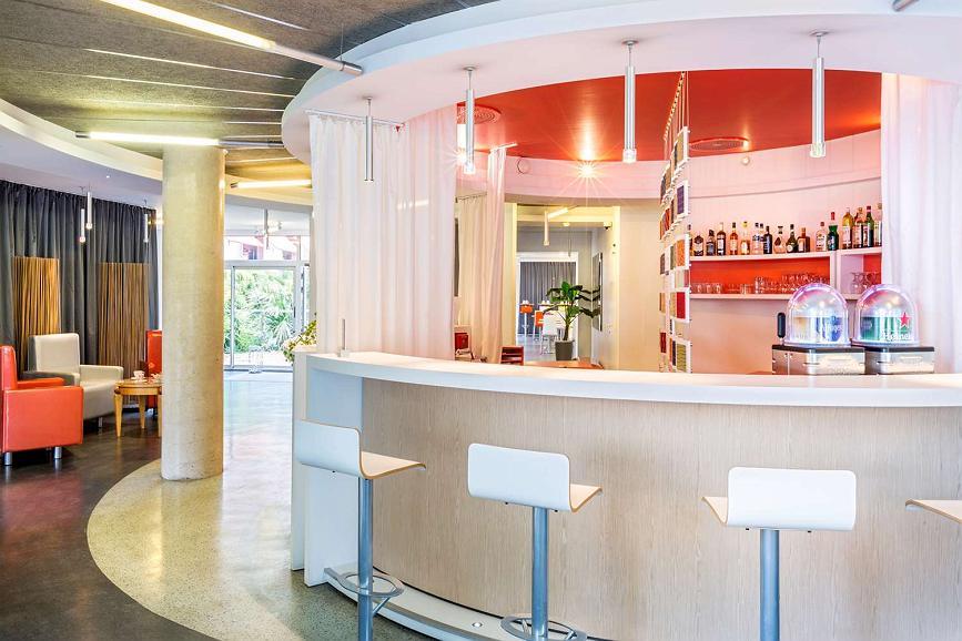 Best Western Hotel San Benedetto - Vista del vestíbulo