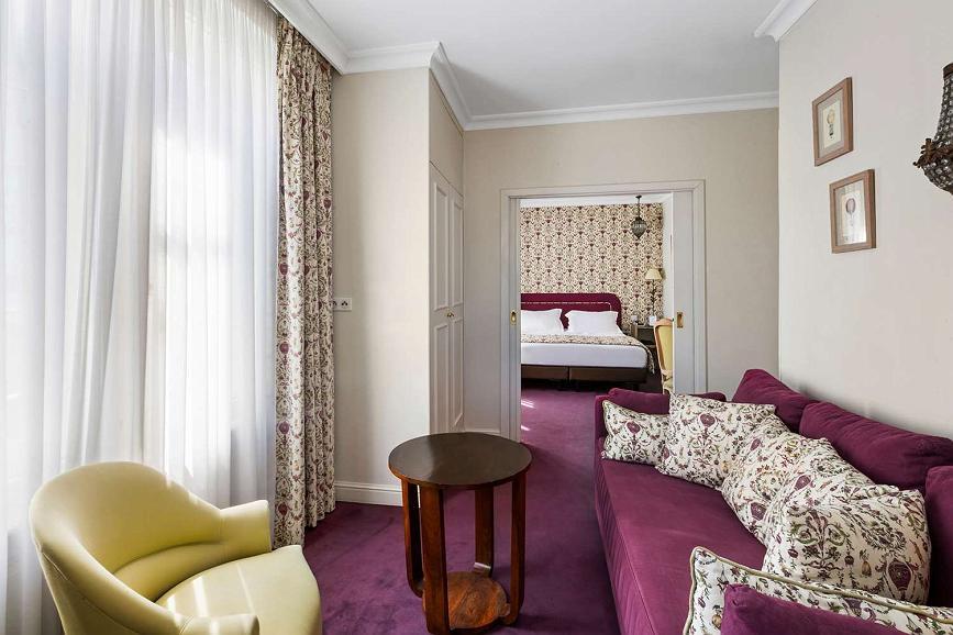 Best Western Plus Hotel Villa D'est - Suite