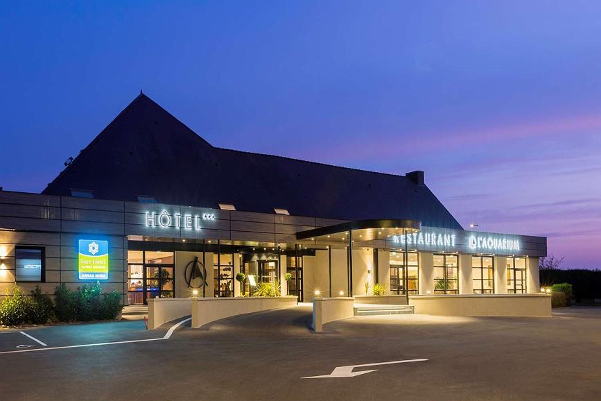 Sure Hotel by Best Western Arras Nord - Vue extérieure