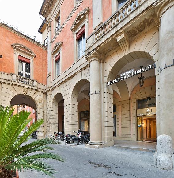Best Western Hotel San Donato - Vue de l'extérieur