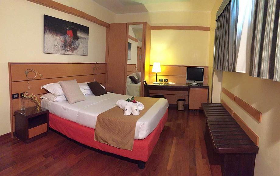 Best Western Hotel Dei Cavalieri - Chambres / Logements