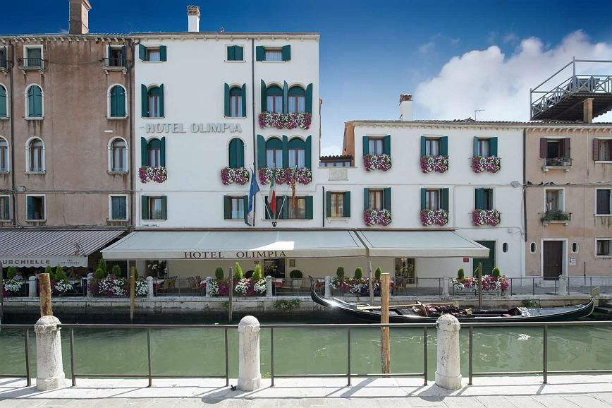 Hotel Olimpia Venice, BW Signature Collection - Vue extérieure