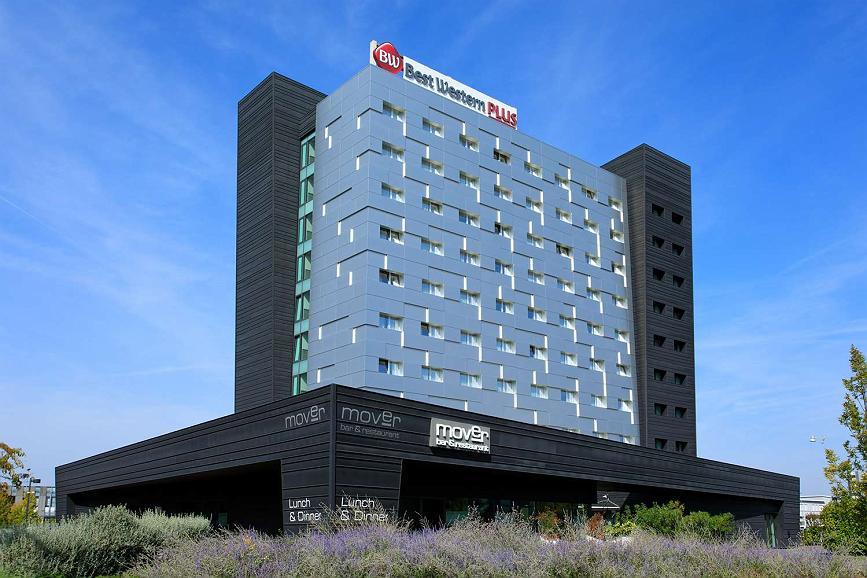 Best Western Plus Quid Hotel Venice Mestre - Vue extérieure