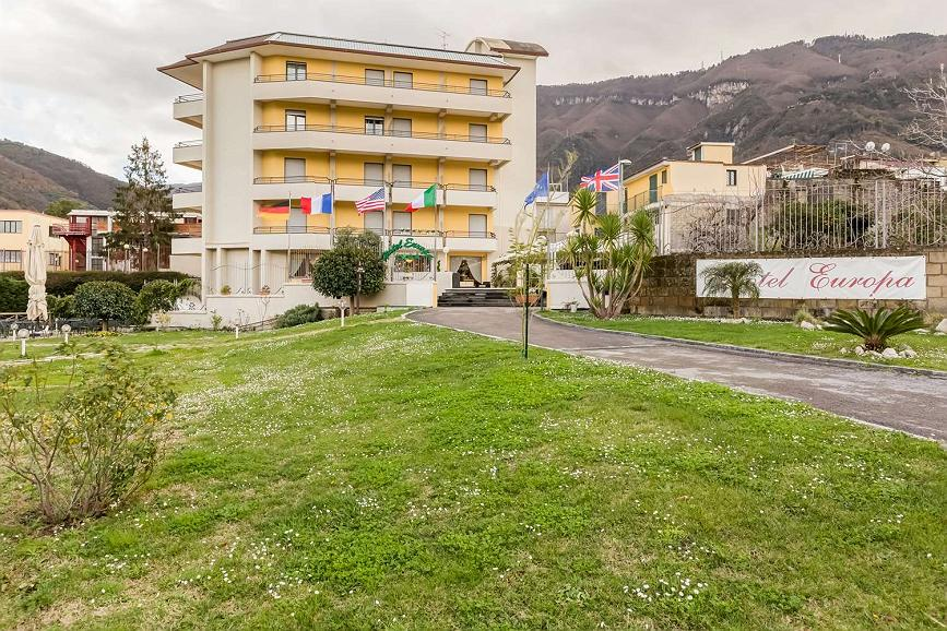 Europa Stabia Hotel, Sure Hotel Collection by Best Western - Vue extérieure