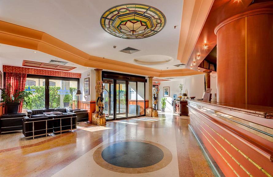 Best Western Hotel Tritone - Vue du lobby