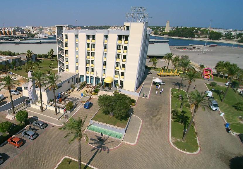 Best Western Hotel Nettuno - Façade